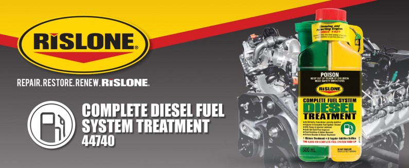 DIESEL FUEL SYSTEM TREATMENT 44740