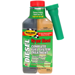 RISLONE DIESEL FUEL SYSTEM TREATMENT 500ml image